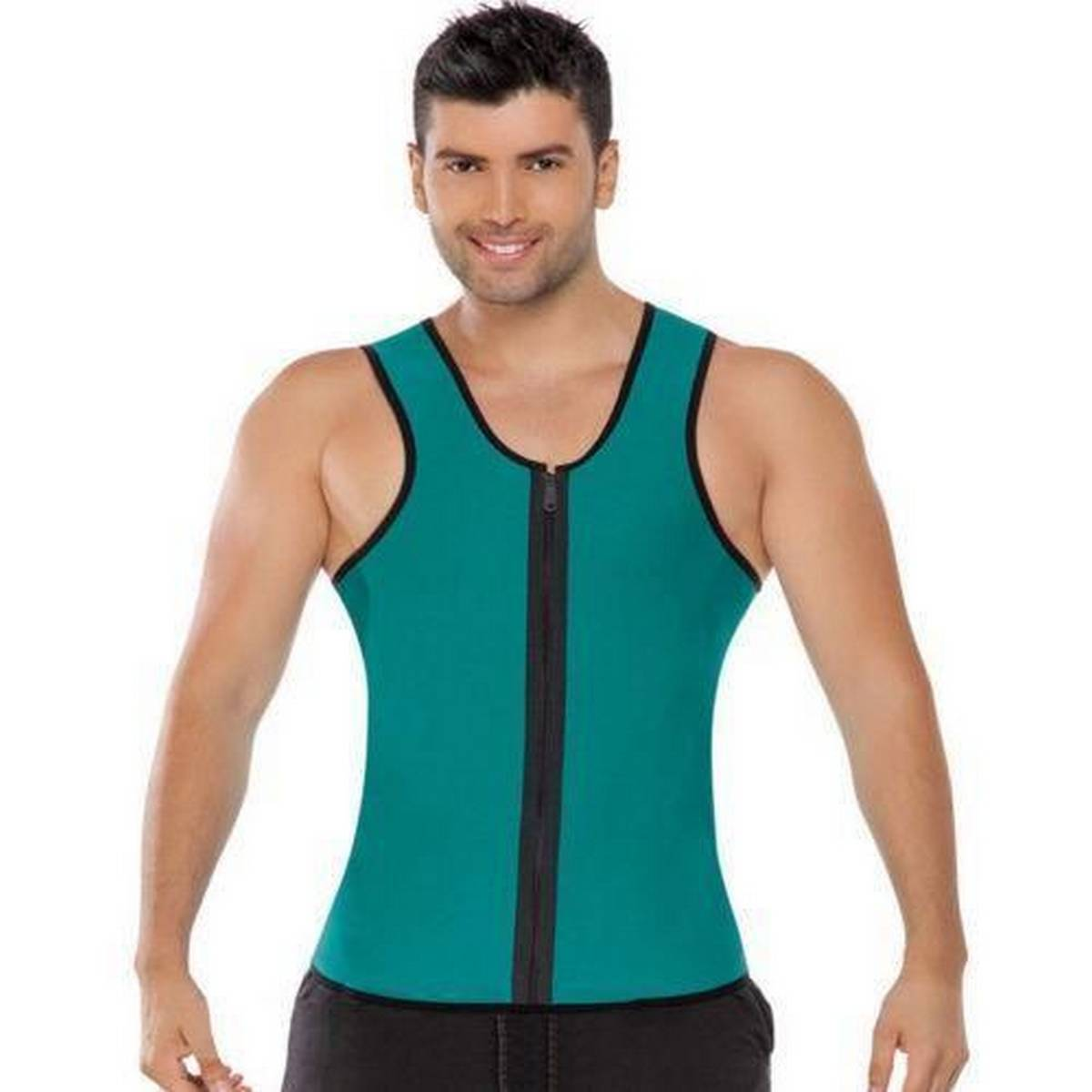Ultra Sweat HOTt Mens Neoprene Sauna Body Shapewear Slimming Sweat Vest Slimming Hot Body Shaper Neoprene Fat Burnner Sauna