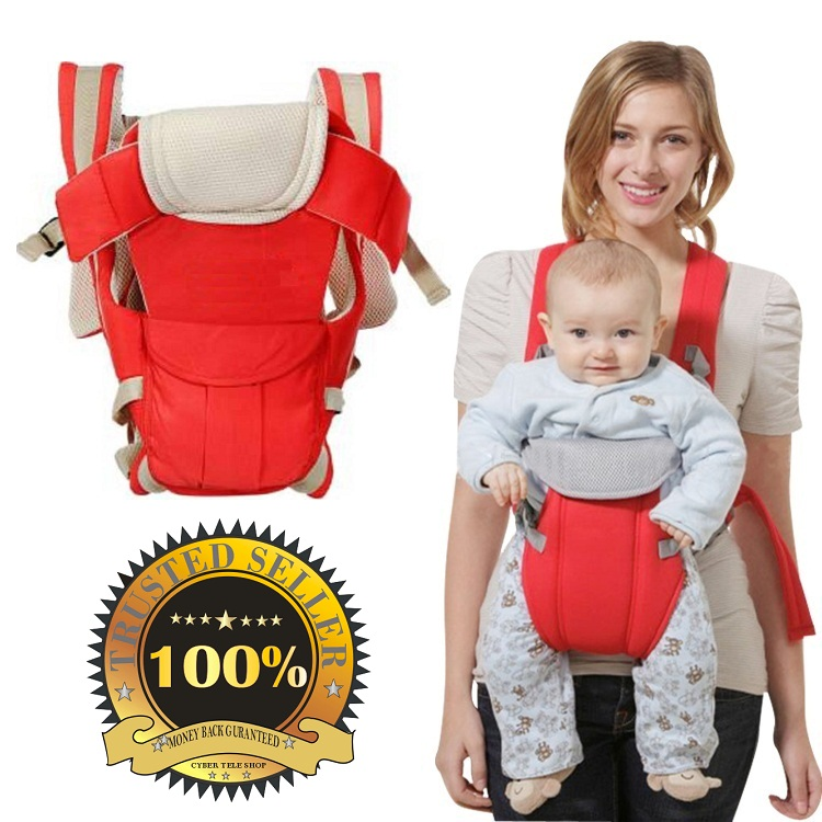 Baby Carry Bag 2-in-1 Face-in And Face-out Front And Back Carry For Newborns