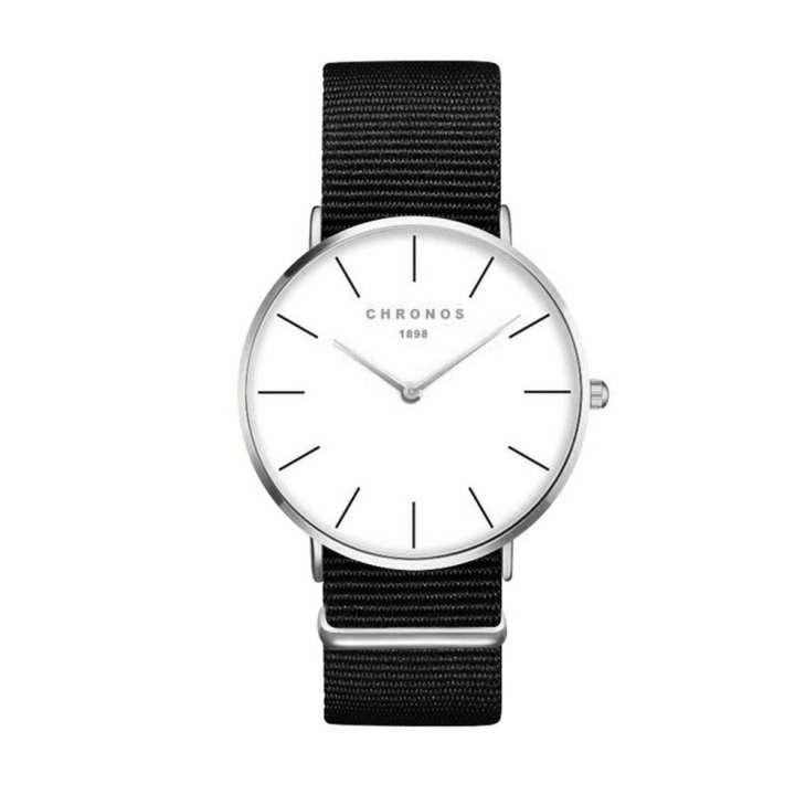 CHRONOS Fashion and Simple Quartz Movement Exquisite Elegant Unisex Watch