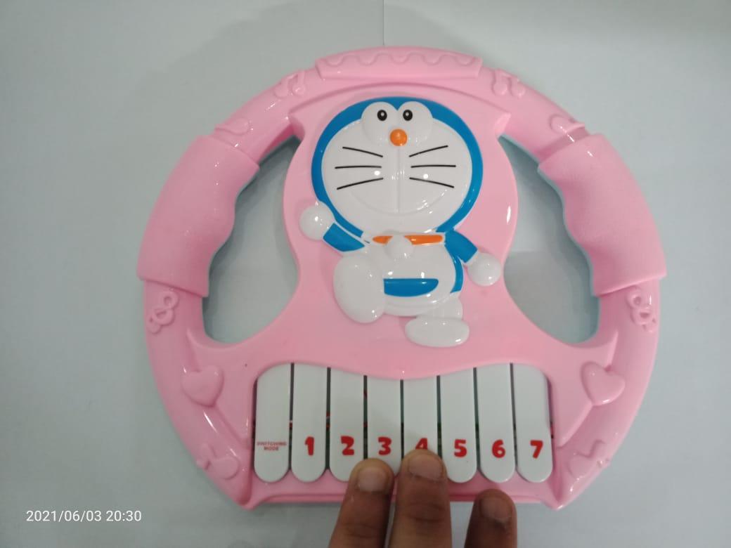 Rattle/Piano for kids- Multicolor