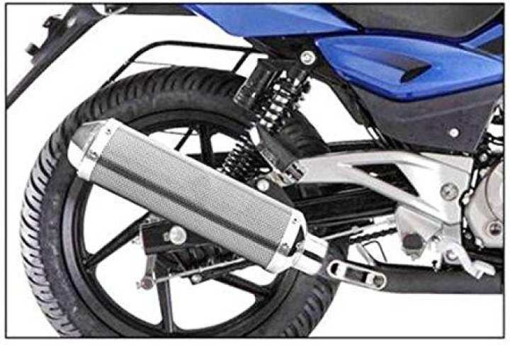 220 DTSi-Fi CBR Slip-on Exhaust System  (Mild Steel)