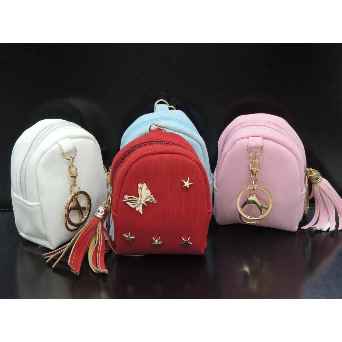 Mini Coin Purse Girls Small Key Chain Bag Hand Pouch Money Wallet