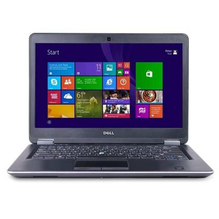 "Dell Latitude E7440 14"" LED Laptop- Intel Core i5 i5-4300U 1.90 GHz 4GB 500GB"