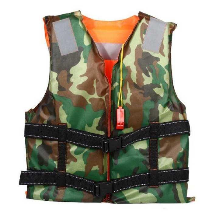 Life Jacket – Camo Color ( 120-KG ) 50*60cm
