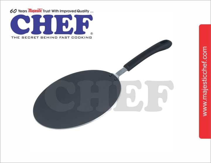 Chef tawa/tava nonstick 30cm