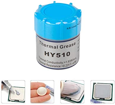 Heat Sink Thermal Paste Thermal Conductive Grease Paste10g HY510