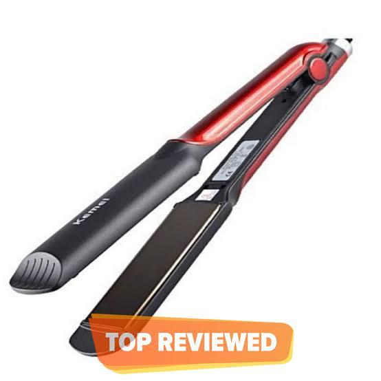 Kemei 531 KM-531 - Professional Hair Straightener with Digital temperature control