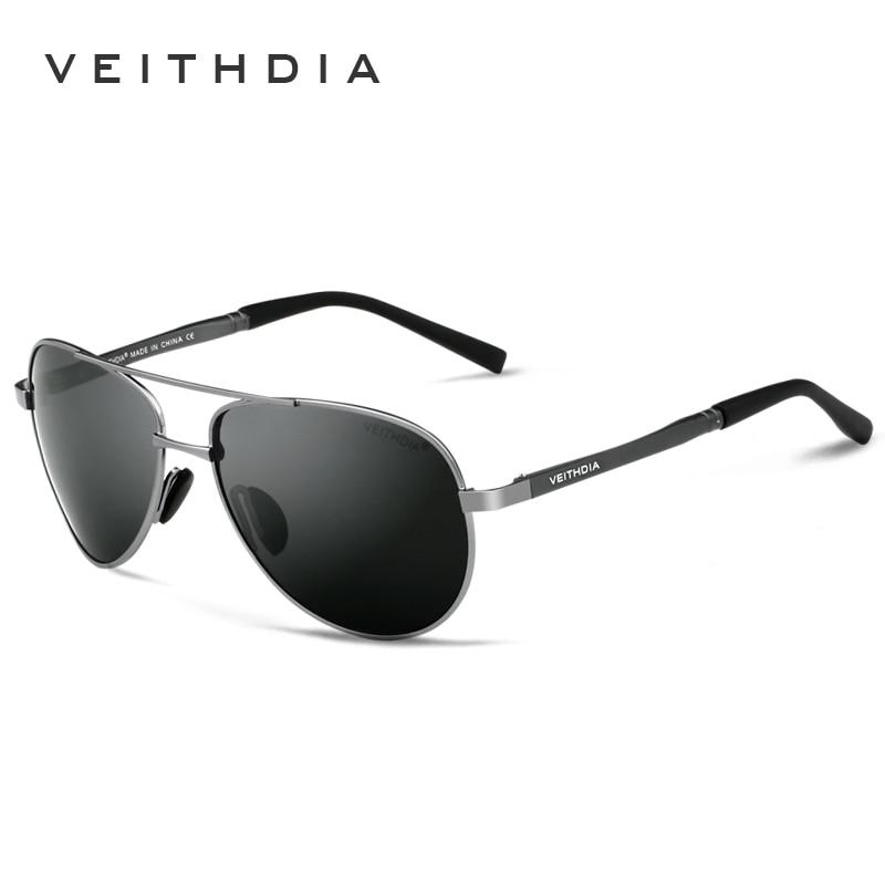 5e7abccaefd VEITHDIA Men s Pilot Polarized Sunglasses   Buy Online at Best Prices in  Pakistan