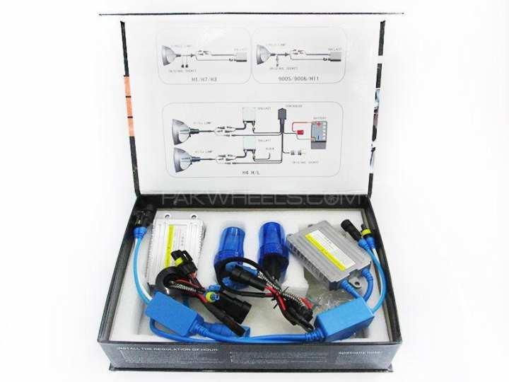 Xenon Hid Conversion Kit 55 Watt All Variant