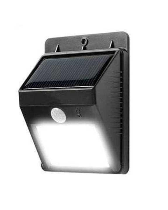 Ever Brite Solar Power Led Light With Activated Sensor
