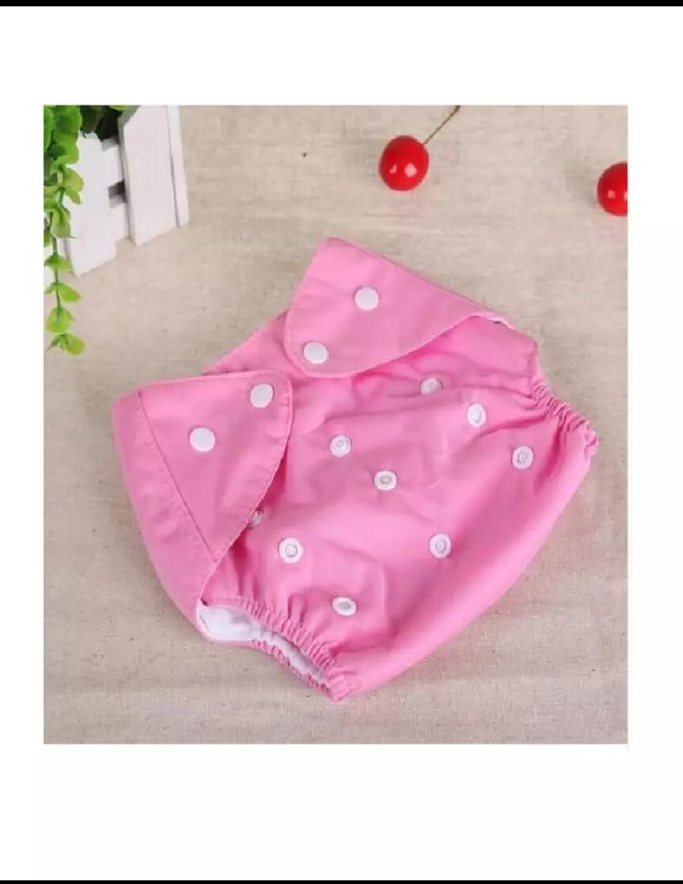 0-3 Years Baby Pants Adjustable cloth Diapers Washable Reuseable