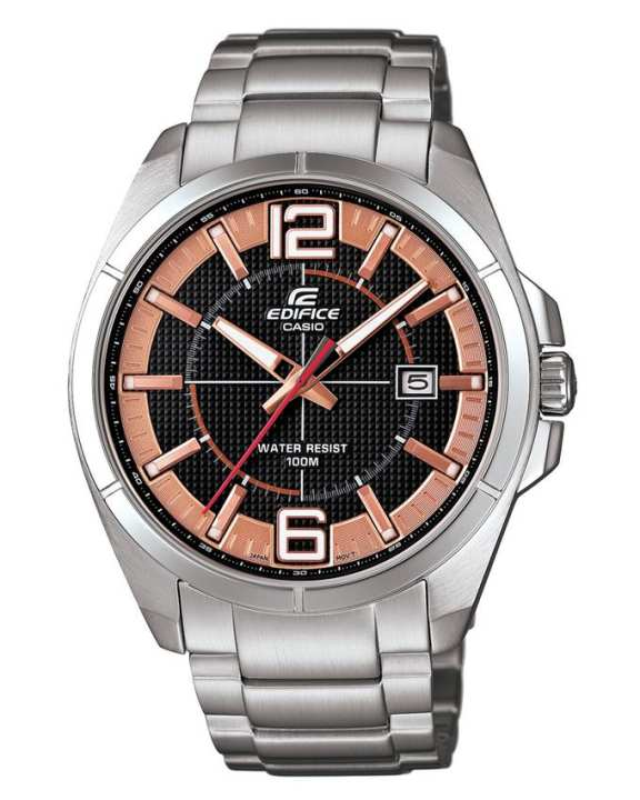 Edifice - EFR-101D-1A5VUDF- Stainless Steel Watch for Men
