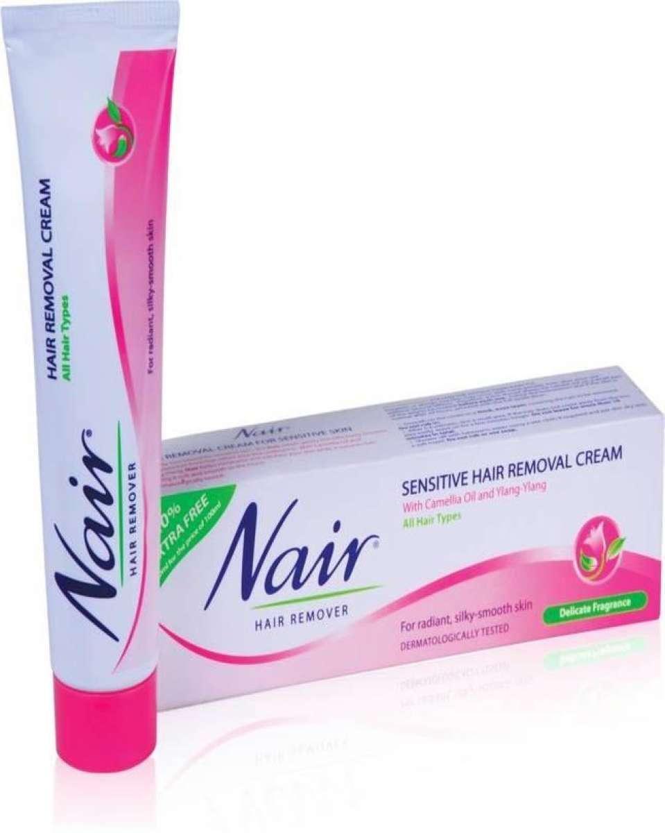 Nair Nair Hair Removal Cream Rose 110g Uk Buy Online At Best