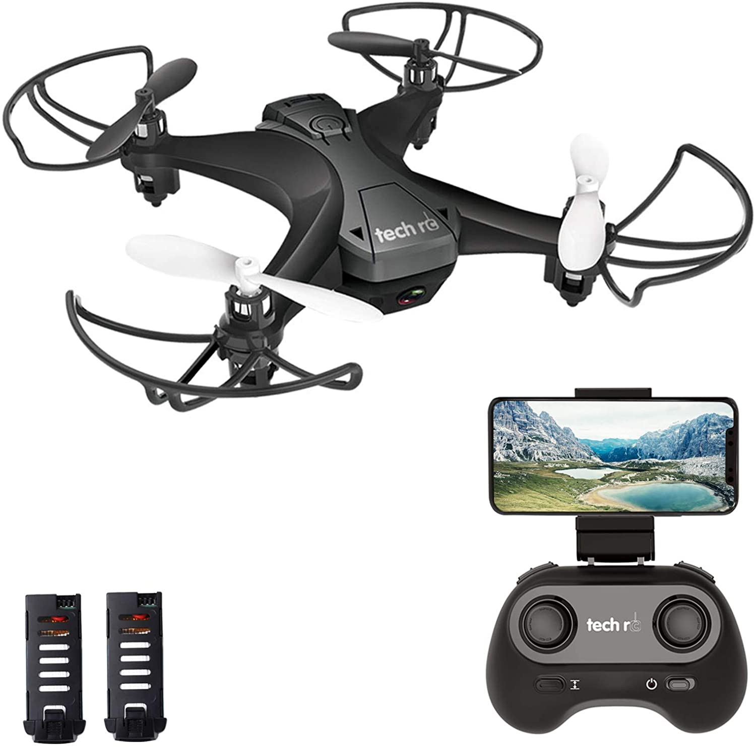 Tech Rc Mini Drone Without Camera