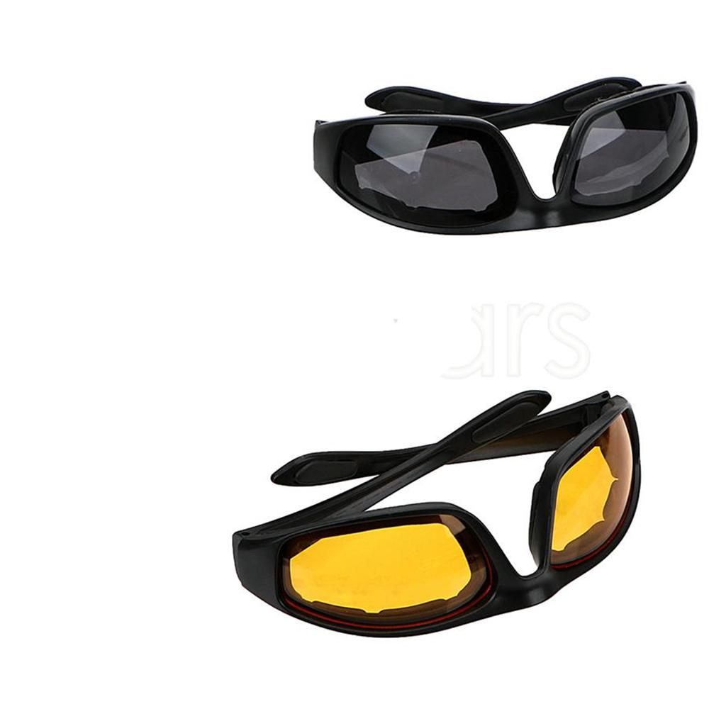Car Night-Vision Glasse Night Vision Drivers Goggles Motocross Goggles UV Protection Anti Glare Protective
