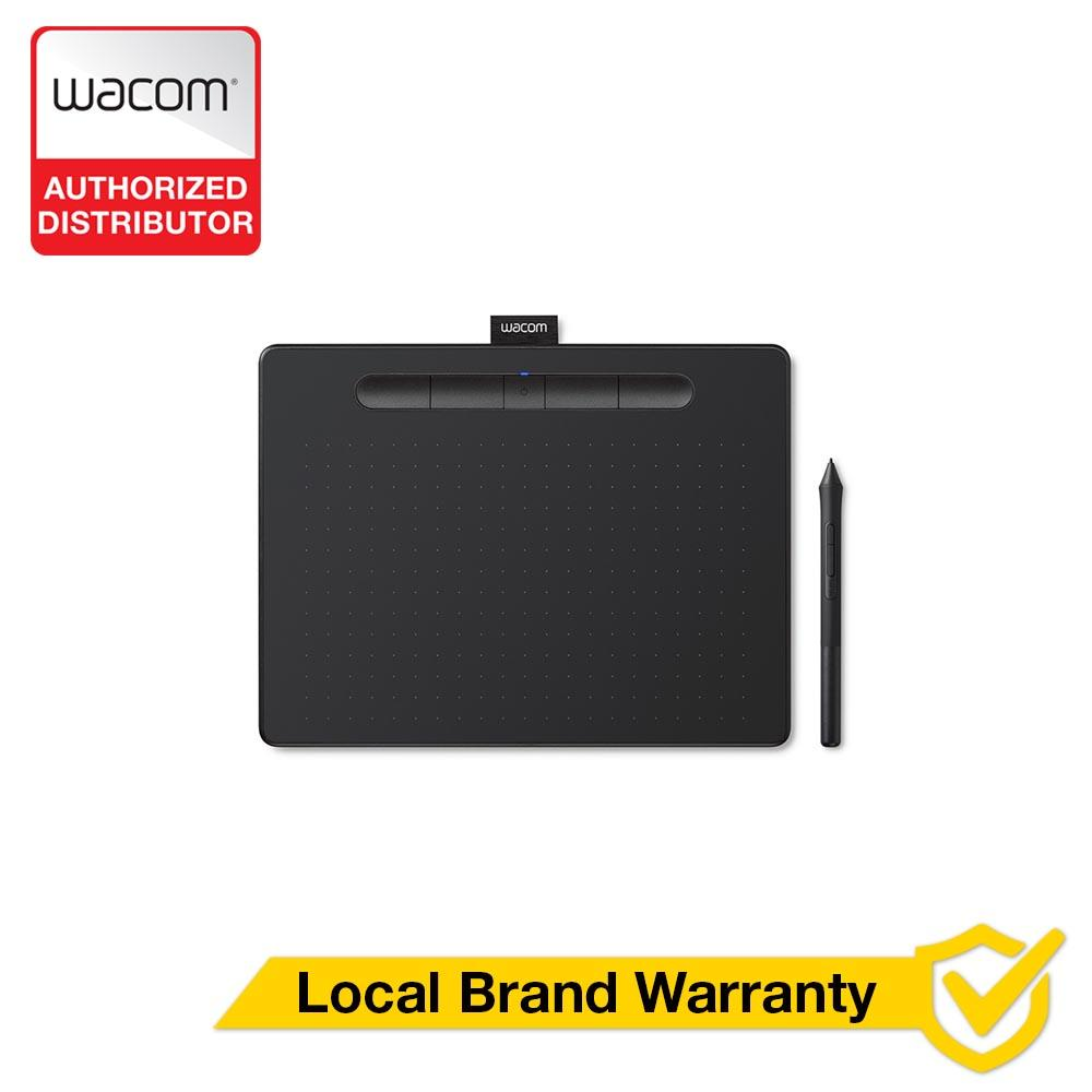 Intuos CTL-4100WL(Bluetooth Model) – Wacom Warranty – Ex Stock – Wireless  Digital Graphic Design Tablet for Drawing – 4096 Pressure Sensitivity – 4x6