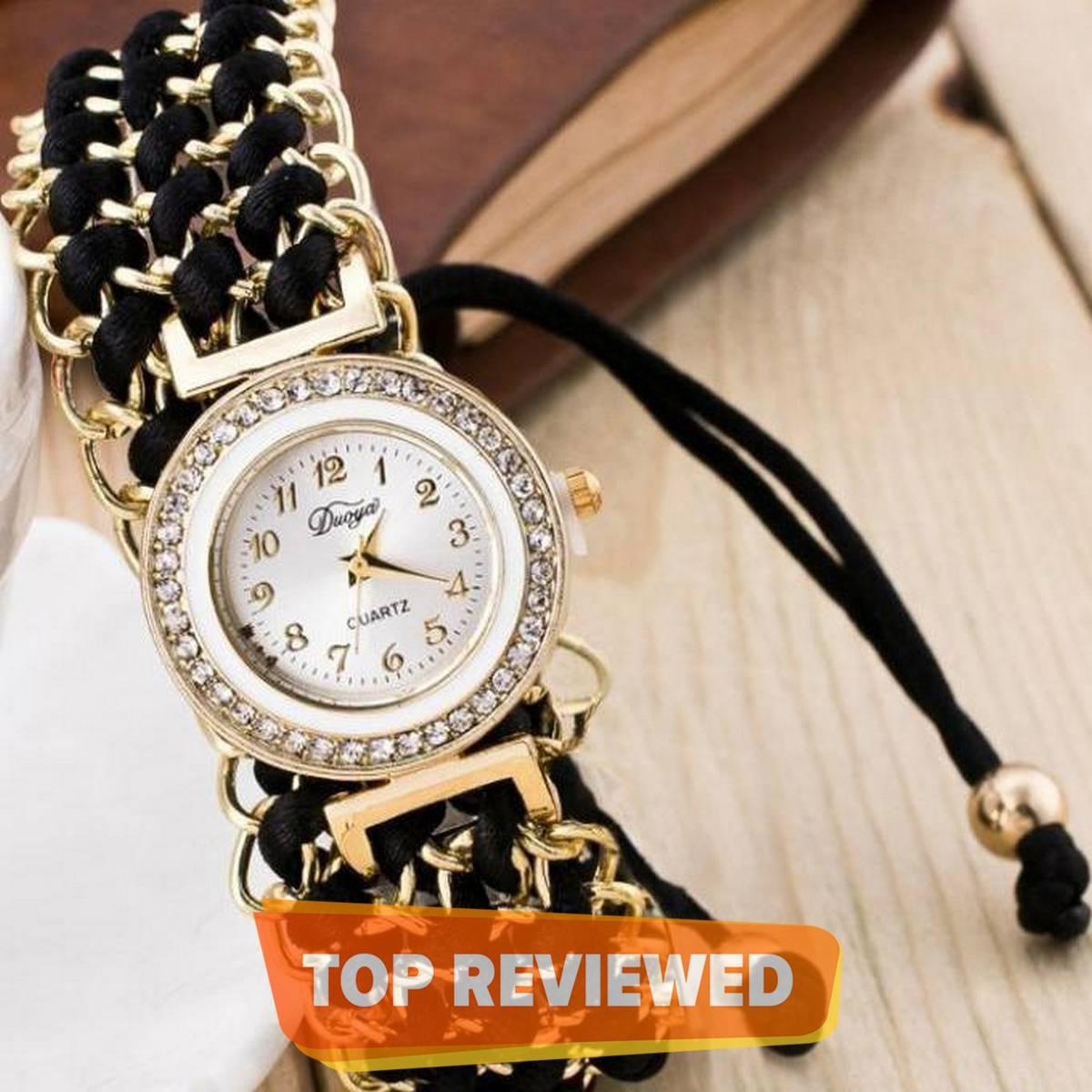 Cute Quartz Bracelet Watch For Girls