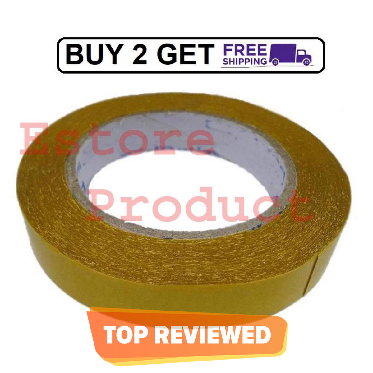 20m Good Quality Wig Unit Tape Mesh Design Strongly Hold on Dry Skin (Double-sided Adhesive)