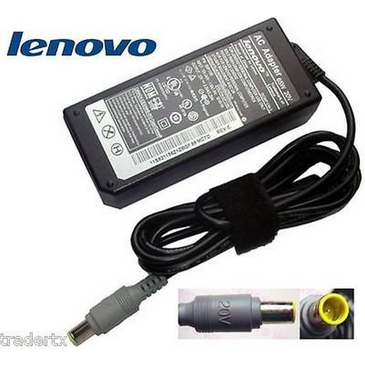 Genuine LENOVO Round pin 3.25A /4.74A 20V Laptop Charger AC Adapter With Power Cable for T400 T410 T420 T430 Z50 SL300 SL400 SL500 SL510 R60 R61 X60 X61 X200 X201 X220