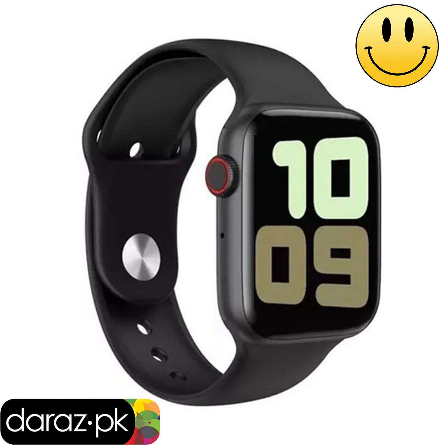 T500 Smartwatch Android & IOS Supported Bluetooth Watch