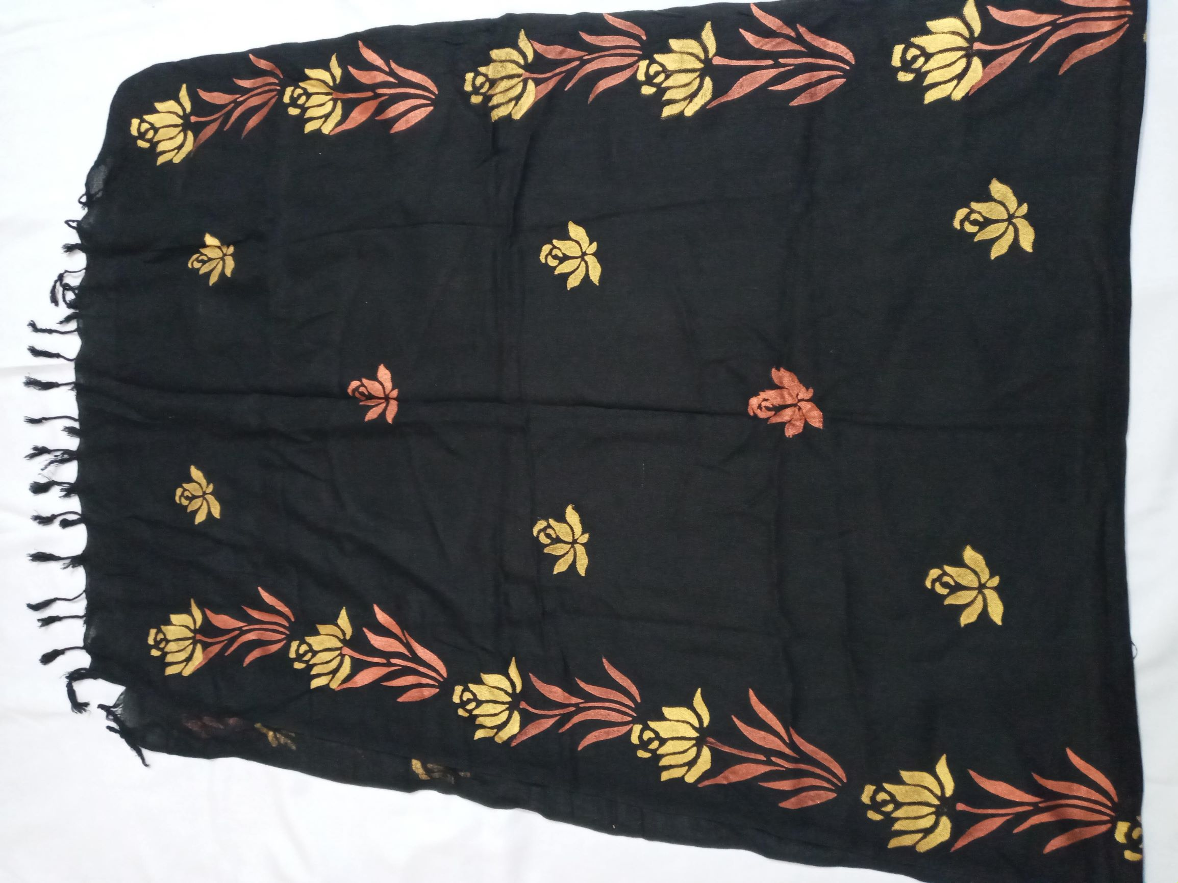 Printed Scarf For Girls
