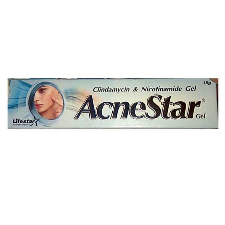 Acne Star Gel – Pimples Control Ointment 15gm
