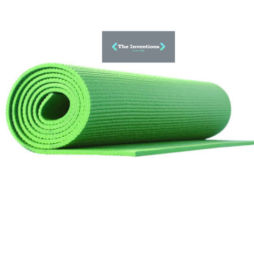 Yoga Mat 4 MM Thick, Exercise Mat, Gym Floor Mat, Fitness Mat, Non Slip Matt, Anti Slip Matt Thick Exercise Pad, Health Improve Mat, Weight Loss Matt