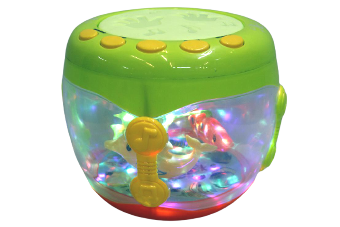 Music Flash Drum Battery Operated Toy (LX608): Buy Online at Best Prices in  Pakistan | Daraz.pk