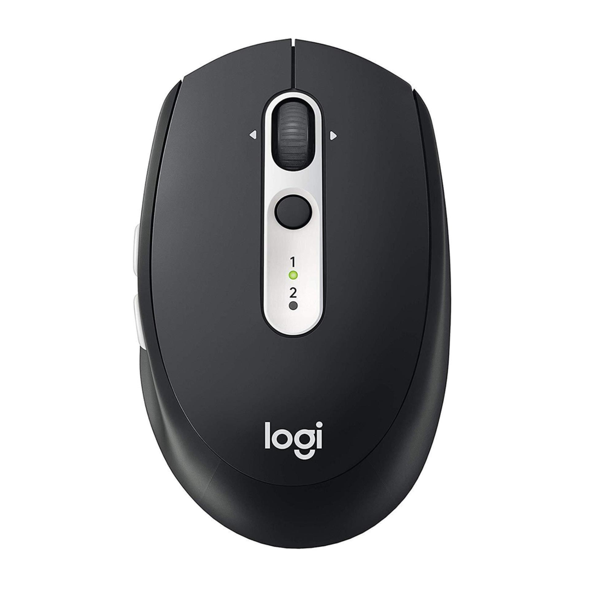 Logitech M585 - Multi-Device with FLOW Cross-Computer Control and File  Sharing for PC and Apple