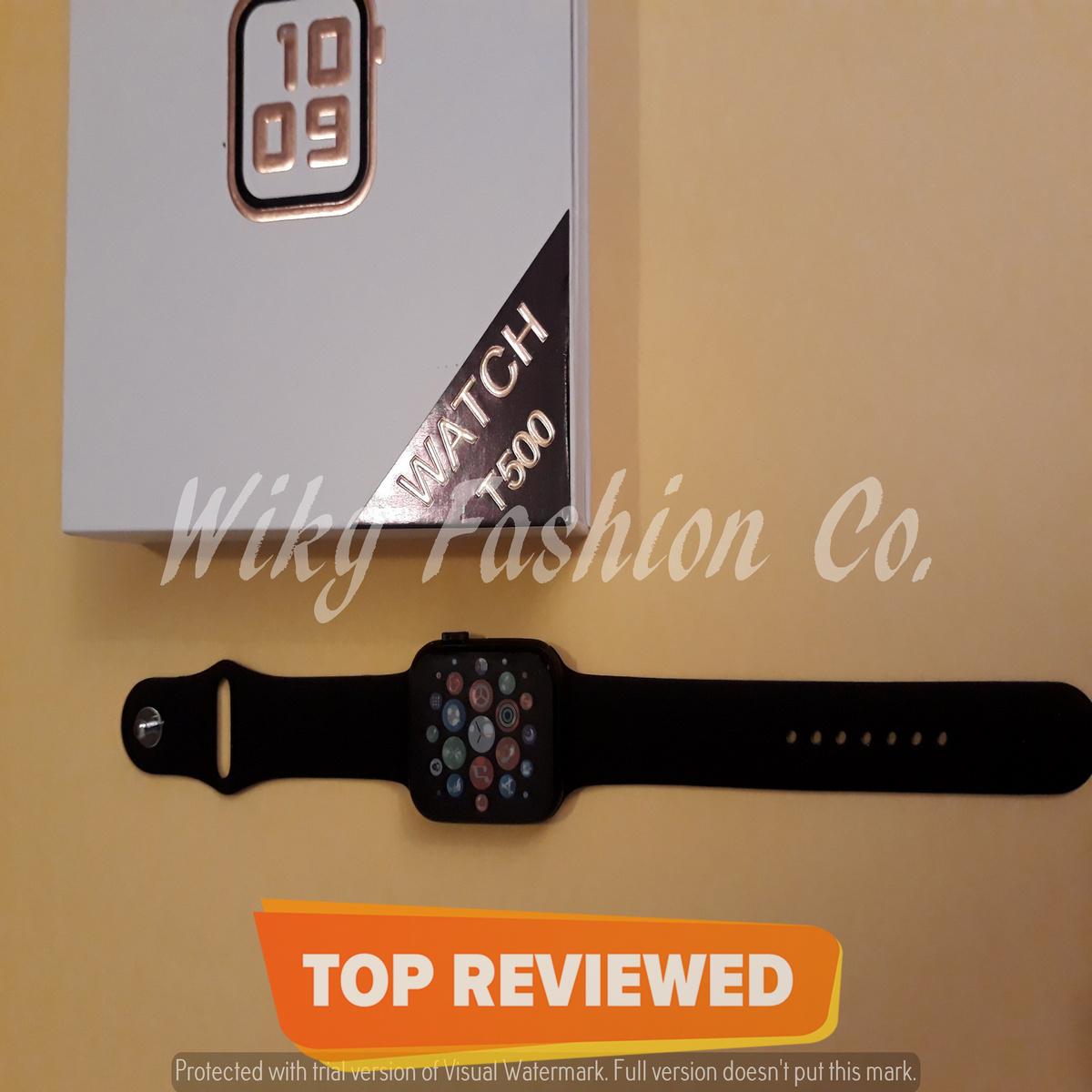 T500 Bluetooth Smart Calling Watch 2 Straps