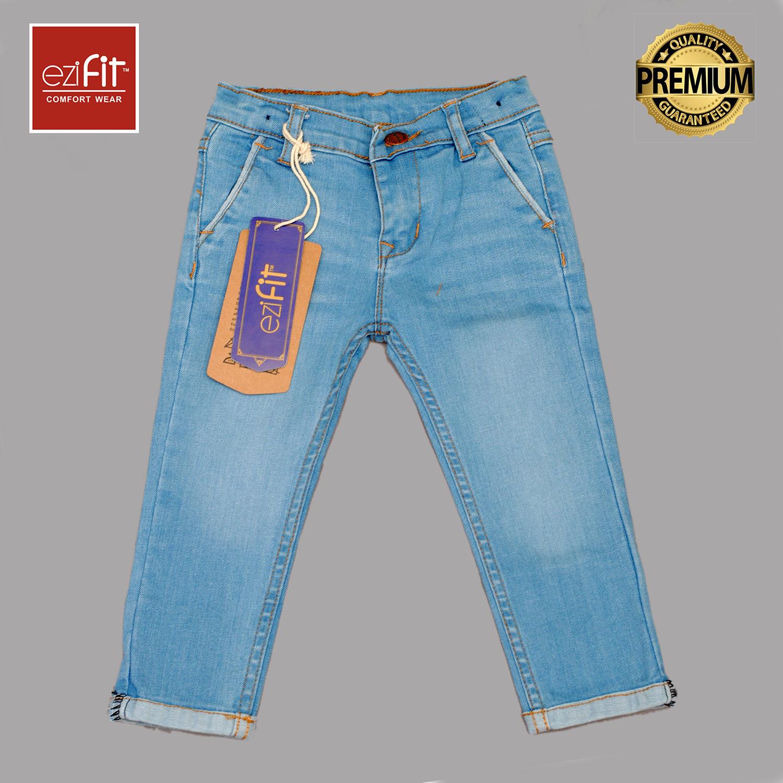 EziFit Premium Stretch Denim Jeans / Pants for Kids