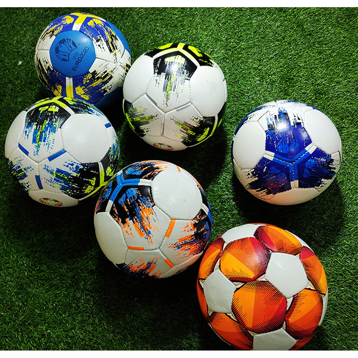 Export Quality Football 5 Standard Size - e Leather Football for Professional Game, For Boys Or Kids Football Games