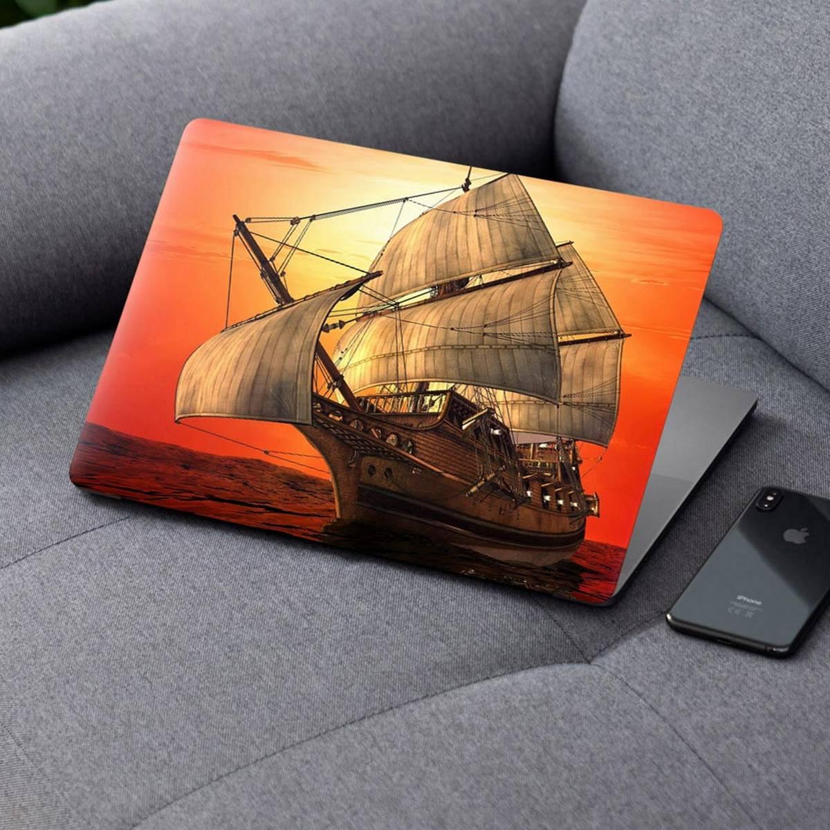 Universal Laptop Back Skin-Laptop Skin Vinyl Sticker Decal Protectors, 13 13.3 14.6 15 15.4 15.6 inch Laptop Skin Sticker Cover For All Laptops