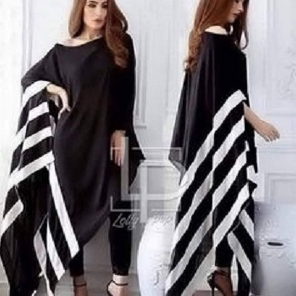Stylish Zebra Print Kurti For Women's / girls