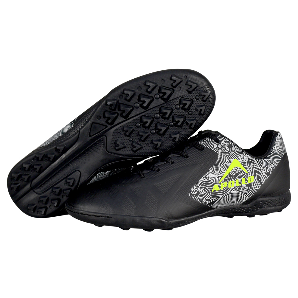 APOLLO FOOTBALL TRAINING SHOES INDOOR OUTDOOR SOCCER MATCH GRIPPERS SHOES FOR KIDS AND BOYS 1BFGF5