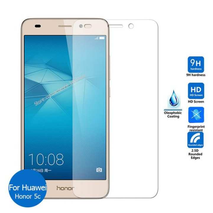Huawei Honor 5C - 2.5D Tempered Glass Screen Protector