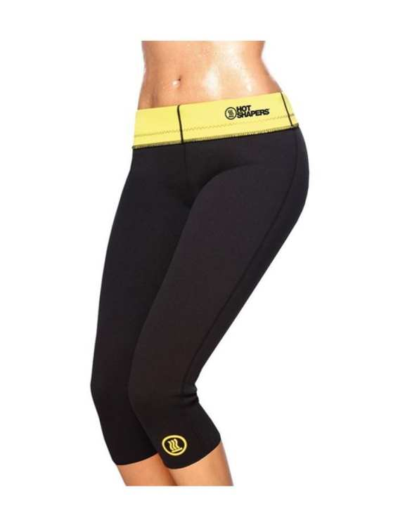 Hot Shapers Neoprene Slimming Pants - Black