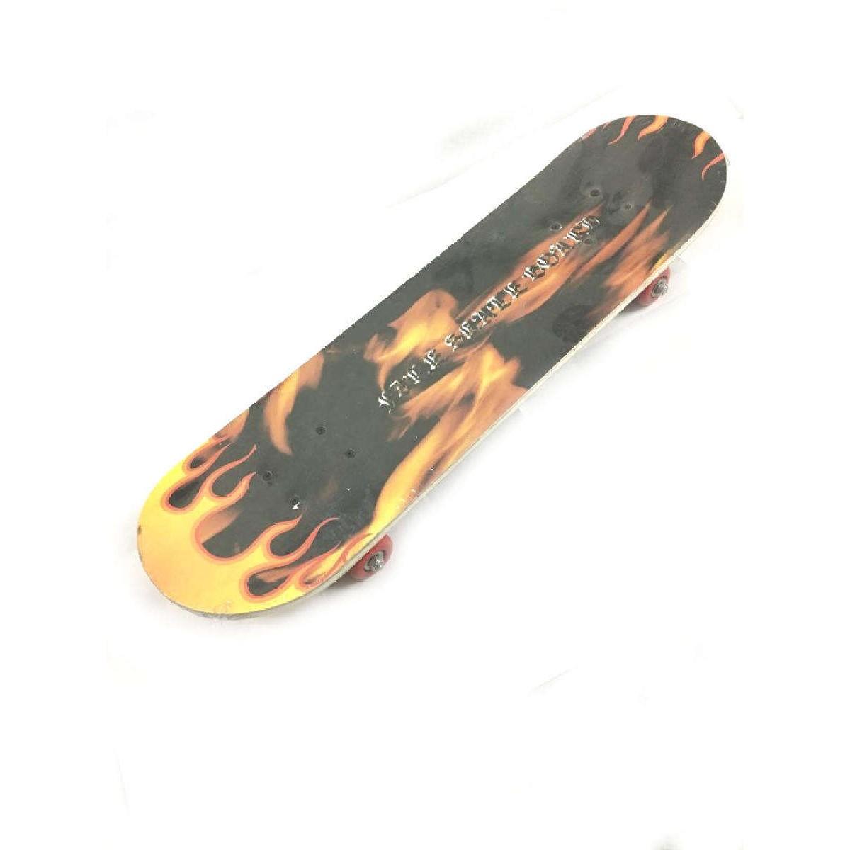 "Skateboard 27"" Large Wood for Teens Adults Beginners Girls Boys Kids (random design)"