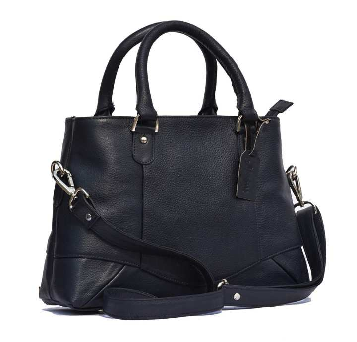 Womens New Genuinne Leather Handbags Tote - Top Handle Bag - Shoulder Bag for Women Crossbody Bags - Ladies Designer Purse