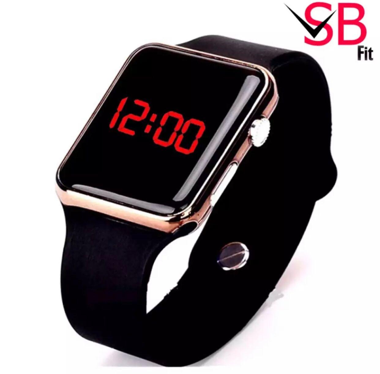 Stylish Luxury Digital Watch For Girls / Women -  Led Smart Ladies Watches For Girls