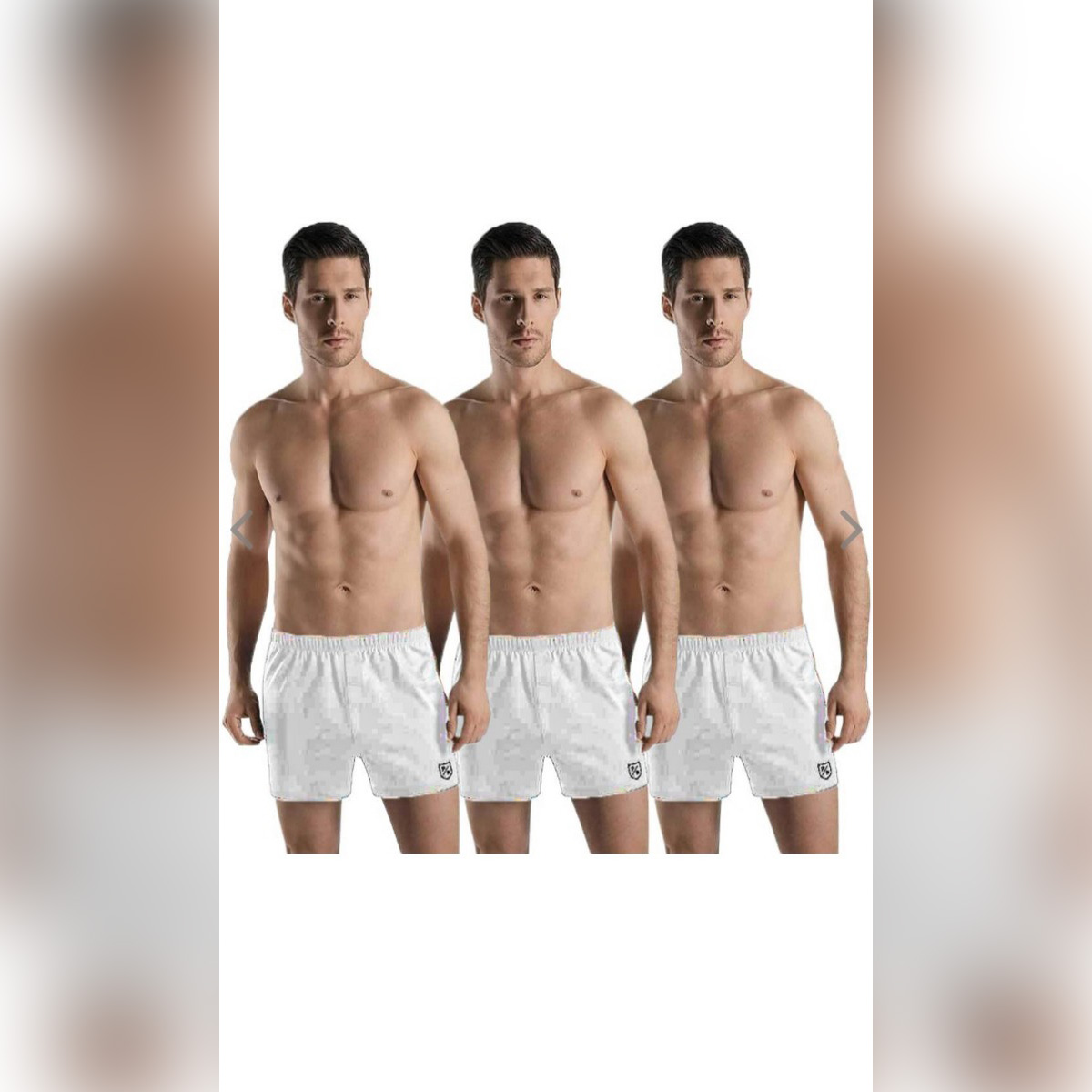 Pack of 3 Polo Republica Sign Boxer Shorts for mens easy fit
