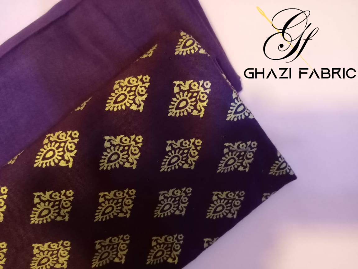 New Linen Collection Hot Design Top Quality Fabric/Shirt & trouser / Gold print / trendy /Elegant /Traditional /Hot Article