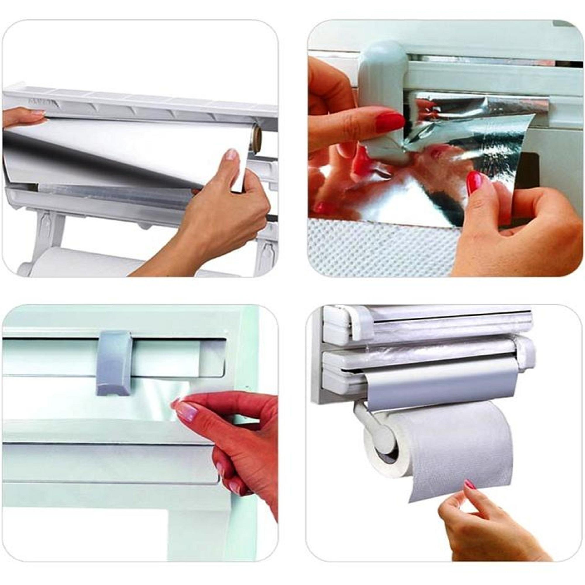 ÃðÃÃøýúø Ã¿þ ÷ðÃÂ¿ÃþÃà Kitchen Roll Triple Paper Dispenser