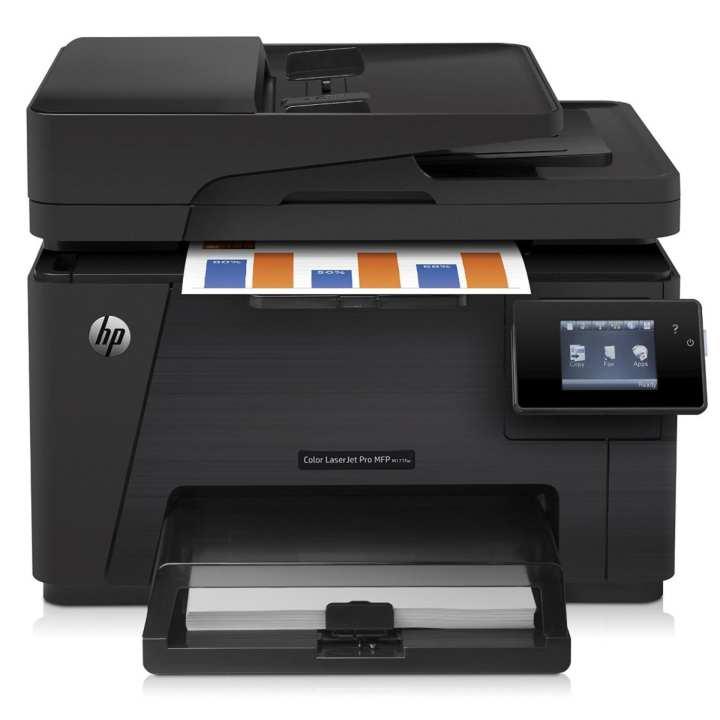 HP Laserjet Pro M177fw All-in-One (Wireless Printer, Copy, Scan, Fax)  Color Printer
