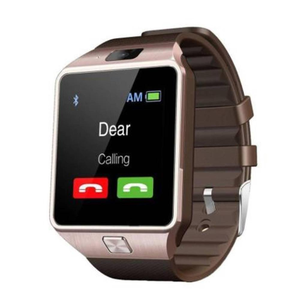 e398768c86a Bluetooth Smart Watch Smart band fitness watch with camera and Bluetooth  Supported for iOS Android Smart