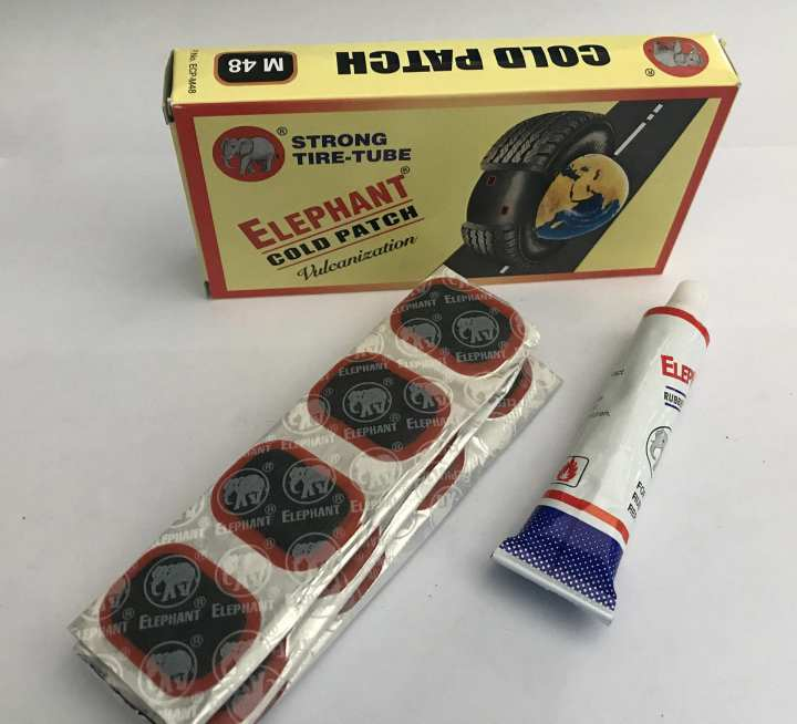 Elephant Tube Repair Cold Patch (Small)