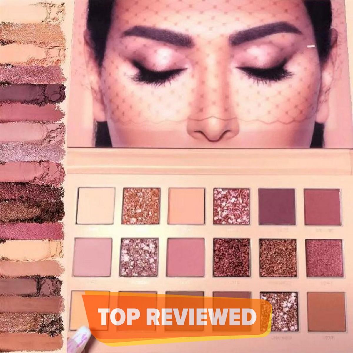 New Nude Eyeshadow Palette