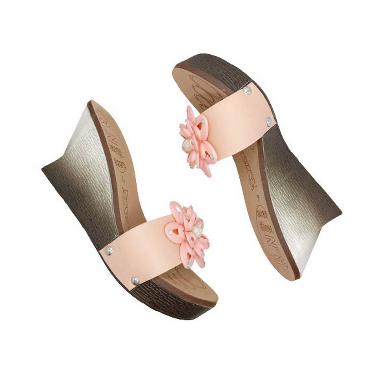 Women fashion  style wedge sole summer  sandals/ wedding and party wear  shoes