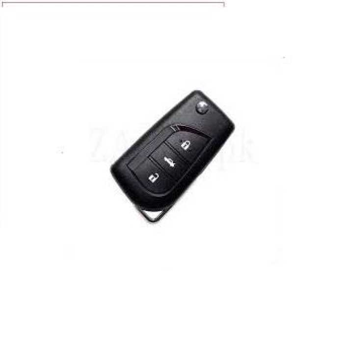 Toyota Corolla 2D Key Less Entry with two remotes