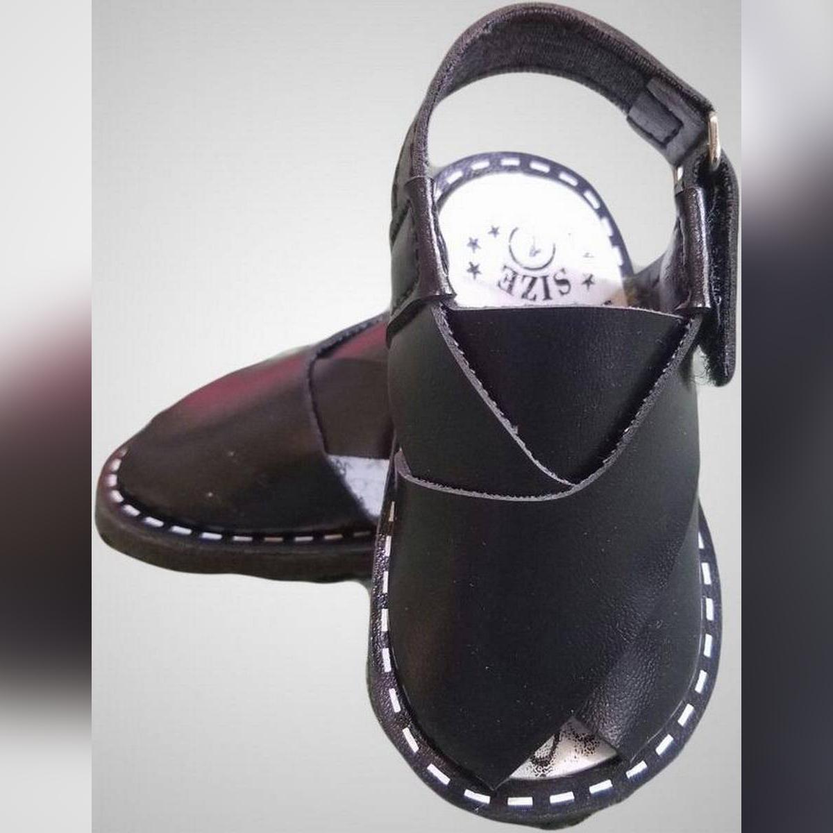 Peshawari Chappal For Unisex Babies sandal traditional style